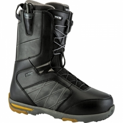 Boty Nitro Anthem TLS black-charcoal