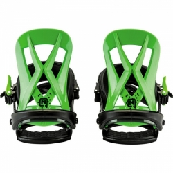 Dětské vázání Nitro Mini Charger green-2