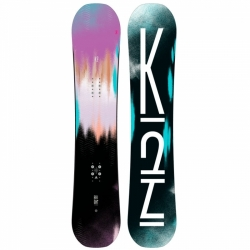 Dámský snowboard K2 Brightlite 2017/18
