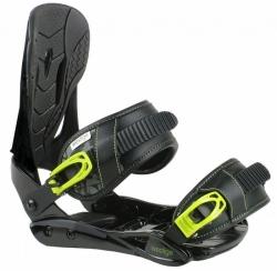 Snowboard komplet Gravity Flash yellow-3