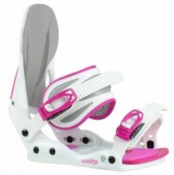 Dívčí snowboard komplet Gravity Fairy white-3