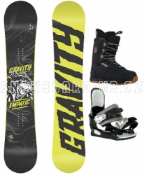 Snowboard komplet Gravity Empatic Base