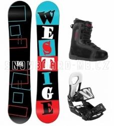 Snowboard komplet Westige Square
