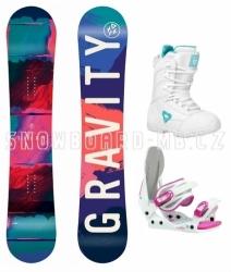 Dívčí komplet Gravity Fairy (boty 33-37)