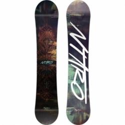 Dámský snowboard Nitro Mystique 2019