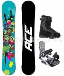 Snowboard komplet Ace Venom s botami Beany