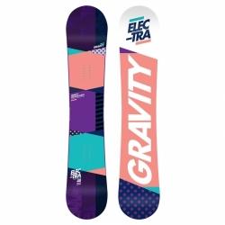 Dámský snowboard Gravity Electra 2018/19
