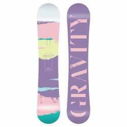 Dámský snowboard Gravity Sirene 2018/19