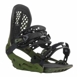 Pánské snowboardové vázání Gravity G3 black/olive