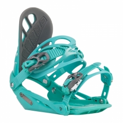Dámské vázání na snowboard Gravity G1 Lady mint tyrkysové