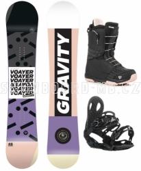Dámský komplet Gravity Voayer s rychloutahovacími botami