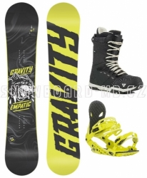Freestyle snowboard komplet Gravity Empatic