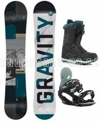 Komplet Gravity Adventure (rychloutahovací boty)