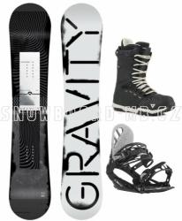 Snowboard komplet Gravity Madball 2018/19