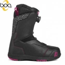 Dámské snb boty Nidecker Onyx Coiler black