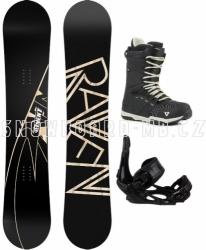 Snowboardový komplet Raven Element