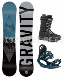 Snowboard komplet Gravity Adventure 2019/20