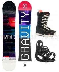 Dámský komplet Gravity Electra 2019/20