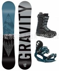 Juniorský komplet Gravity Flash (větší boty) 2019/2020