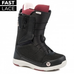 Dámské boty Gravity Sage Fast Lace black