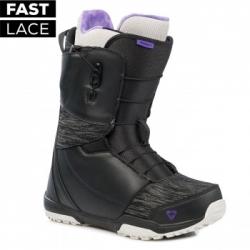 Dámské boty Gravity Aura Fast Lace black/grey