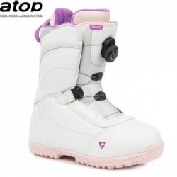 Dětské boty Gravity Micra Atop white