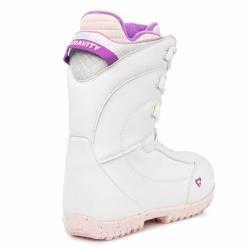 Dětské boty Gravity Micra white 2019/20-2