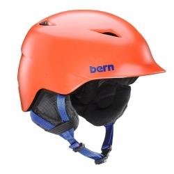 Chlapecká helma Bern Camino satin orange