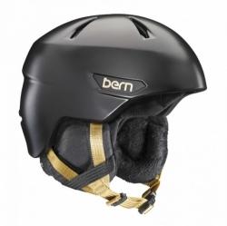 Dámská helma Bern Bristow satin black
