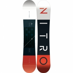 Snowboard Nitro Team gullwing 2019/20