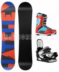 Dětský snowboard komplet Hatchey Drift Kid s botami a vázáním