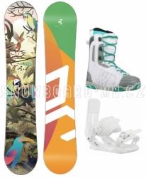 Juniorský snowboardový komplet Beany Birdie