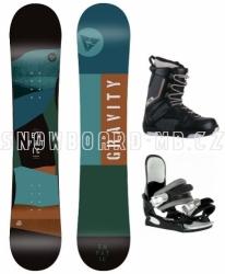 Dětský snowboard komplet Empatic junior 2020/21