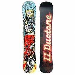 Snowboard Duotone Rage