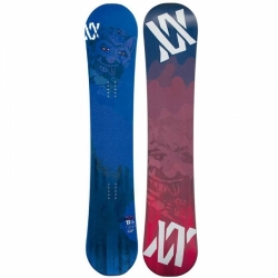 Snowboard Volkl Xbreed Hybrid Camber 2014