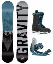 Snowboard komplet Gravity Adventure 2019/2020