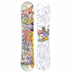 Dětský snowboard Beany Party
