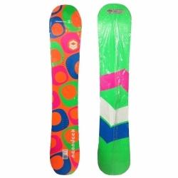 Dámský snowboard FTWO Neon Deck Lady