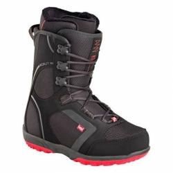 Snowboardové boty Head Scout Pro black/red