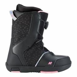 Dívčí snowboardové boty K2 Kat black boa