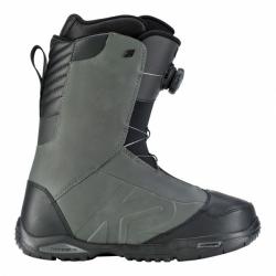 Snowboardové boty K2 Ryker charcoal black/grey BOA