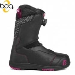 Dámské boty Nidecker Onyx Coiler black