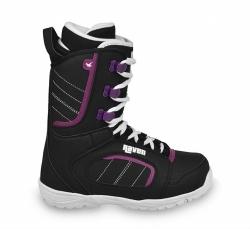Dámské snowbaordové boty Raven Diva black/purple