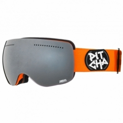 Brýle Pitcha SG-FSP orange /black mirrored