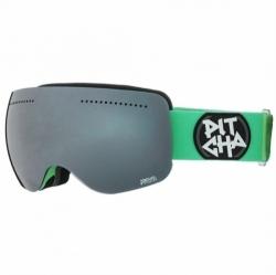 Brýle Pitcha SG-FSP emerald/black mirrored