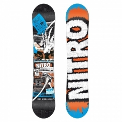 Junior snowboard Nitro Ripper ZERO 11/12
