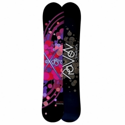Dámský snowboard Raven Explosive black 2012