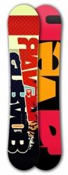Freestyle snowboard Raven BRDS