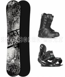 Snowboard komplet Raven Grunge - AKCE