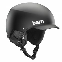 Snowboardová helma Bern Baker matte black